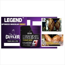 Cutler Legend Super Pre Workout(Urat+Stamina+Vein+MUscle)creatine