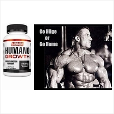 Labrada Humano Growth humagro (HGH +MUSCLE) 120Caps