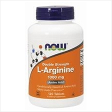 L Arginine 1000mg 120 tabs (Blood Ciculation+PUMP+URAT VEIN)