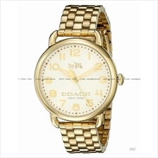 COACH 14502261 Women's Delancey SS Bracelet Gold
