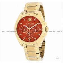 COACH 14502073 Women's Tristen Multifunction Glitz Bracelet Coral Gold
