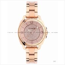 COACH 14502002 Women's Boyfriend Small Glitz SS Bracelet Rose Gold