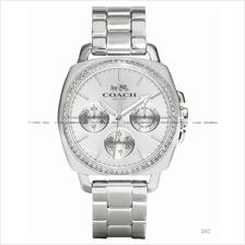 COACH 14502079 Women's Boyfriend Multifunction Glitz Bracelet Silver