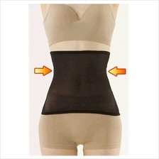 Black Thin Tummy Trimmer Girdle