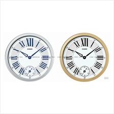 CASIO IQ-70 analog dual movement round wall clock *Variants