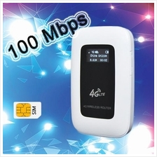 Mini 4G WIFI LTE Router Mobile WiFi Hotspot 3G 4G WiFi Router