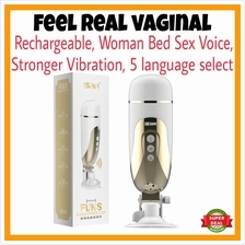 Real Feel Vaginal for Man Sex Play Vibration Sex Play WOMAN SEX VOICE