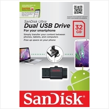 SANDISK Ultra Dual USB 3.0 Micro Flash Drive OTG 32GB