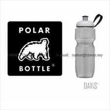 POLAR BOTTLE 20oz 600ml BPA-Free Insulated Water Bottles Made in USA