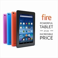 "Fire Tablet, 7"" Display, Wi-Fi, 8 GB Support Alexa Now"