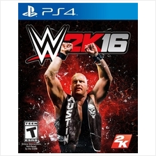 WWE 2K16 - PlayStation 4 R1