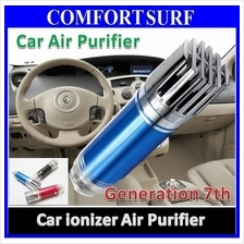 100% ORI Car Air Purifier Ionizer Remove Cigarette Smoke Clean Air