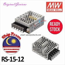 Mean Well NES-15-12 12V 1.3A 15W DC switching power supply meanwell