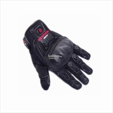 Full Finger Carbon Safety Motorcycle Gloves for Scoyco MC12