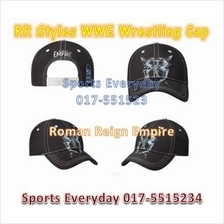 WWE WWF Caps Roman Reigns Spare No One Spear WRESTLING Topi GUSTI
