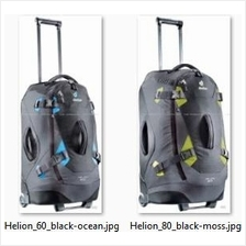 Deuter Helion 60 35842 / Helion 80 35852 - Stable -Integrated*Variants