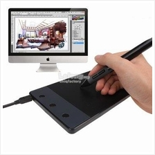 Huion H420 4' x 2.23' USB Art Design Graphic Drawing Tablet Pad + Pen