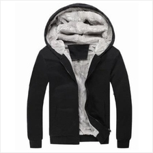Men Thick Jacket Sweater Sweat Shirt Autumn Winter Coat