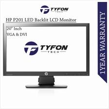 "HP ProDisplay P201 20"" Inch LED Monitor (Refurbished)"