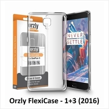 Orzly FlexiCase for OnePlus 3 / Oneplus 3T / 1+3T (2016)