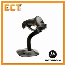 Genuine Motorola Symbol LS2208 Barcode Scanner with Auto Scan + Stand