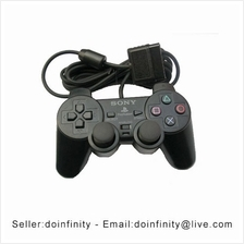 PlayStation 2 PS2 Dual Shock Wired Joypad Gamepad Game Controller