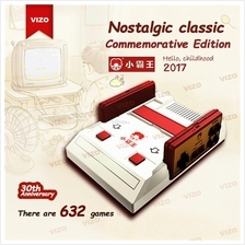 Limited Edition Included Free 632 Games Original FC NES Classic Retro