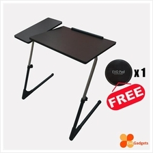 Ergonomic Adjustable / Folding / Laptop Table (Premium Model)