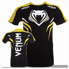 UFC MMA VENUM Compress Shirt  V2 (Baju Sport Gym) (Brazil Import)