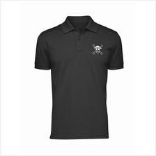 One Piece Printed Polo (3 Colors)