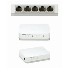 D-LINK DGS-1005A 5 Port Gigabit Desktop Network Ethernet Switch
