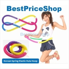 Korean Spring Hula Hoop Fast Waist Slim Fat Burning Slimming Workout