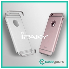 IPAKY Candy iPhone 6 6s Plus Hybrid 3 in 1 PC Bumper Case Cover / Hard