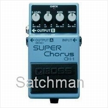 BOSS CH-1 Super Chorus - Guitar Pedal -  FREE SHIPPING