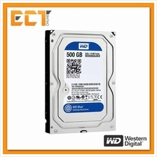 Western Digital 3.5' Caviar Blue 500GB Sata Hard Disk (WD5000AAKX)