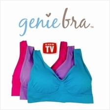 Original Genie Bra 3pcs / Set - Lowest Price In Lelong)