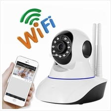 Wireless Security 360 Rotating CCTV With Night Vision 1080HD IP Camera