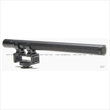 AZDEN SGM-3416L - 9.75″ Broadcast Shotgun Microphone Phantom