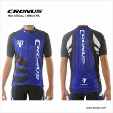 [CRONUS.MY] Cronus Unisex Short Sleeve Cycling Jersey Set 1311034-APL