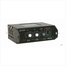 AZDEN FMX-22 - Pro Field 2-CH Portable Audio Mixer 2 XLR DSLR Battery