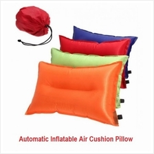 Portable Camping Equipment Automatic Inflatable Pillows Air Cushion