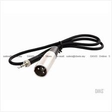 AZDEN ASP-15604 - XLR-Mini Jack Audio Cable MX-1