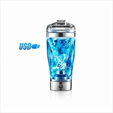 Portable Creative Auto Electric Protein Blender Shaker Bottle