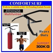 F12 Gym Fitness Equipment Chin Up Boxing Punching bag Wall Hanger Hook