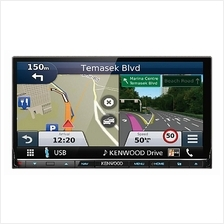 Kenwood DNX8160S 7' Bluetooth Double DIN Receiver  w Garmin Navigation
