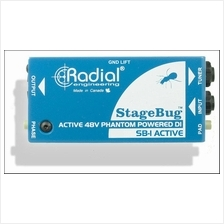 Radial Engineering StageBug SB-1 - Active Acoustic DI Box