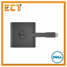Dell DA200 Adapter (USB Type C to HDMI/VGA/Ethernet/USB 3.0)