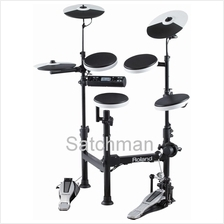 ROLAND TD-4KP Portable Digital Drums (FREE Drum Throne, Kick Pedal)