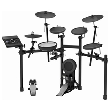 ROLAND TD-11KV: V-Drums Digital Drums (FREE Drum Throne, Kick Pedal)