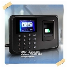 USB Password Fingerprint Time Recorder Clock Attendance Employee